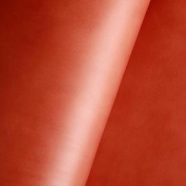 Гладкая кожа - коньяк