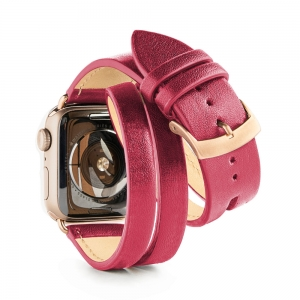 apple watch double - plain - cut - back - Scene 1 - PASSION - rose gold brushed.jpg
